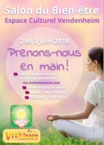 Méditation-channeling Mardi 28 Mai 2019 à 18h30 @ Foyer Dannenberger | Vendenheim | France
