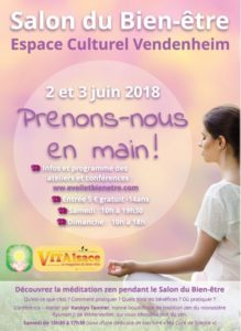 Méditation-channeling Mardi 28 Août 2018 à 18h30 @ Foyer Dannenberger | Vendenheim | France